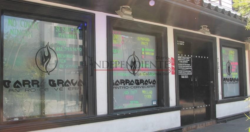 Clausuran Gool Sport Bar en La Paz