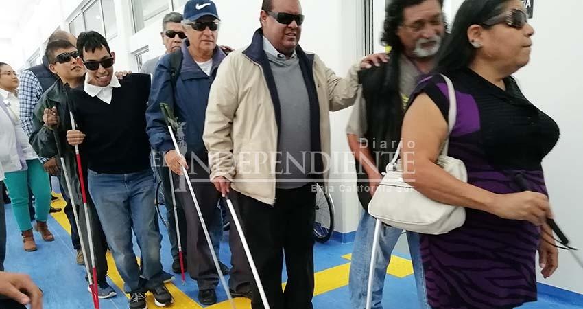 DIF entrega dos inmuebles para personas con discapacidad en  La Paz