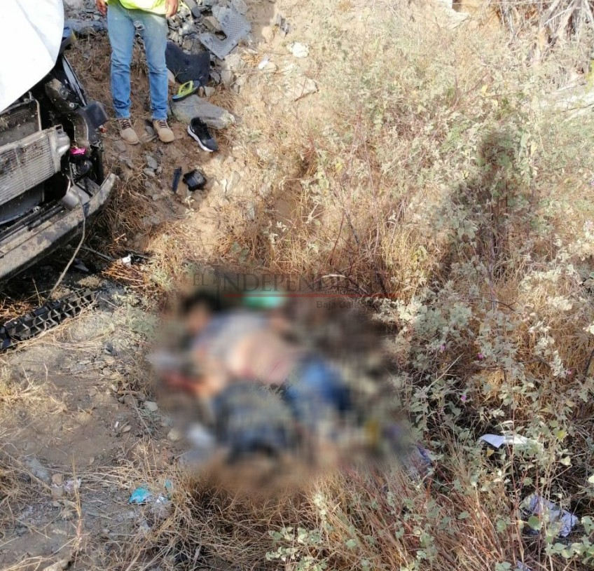 Muere una persona en accidente carretero cerca de Migriño