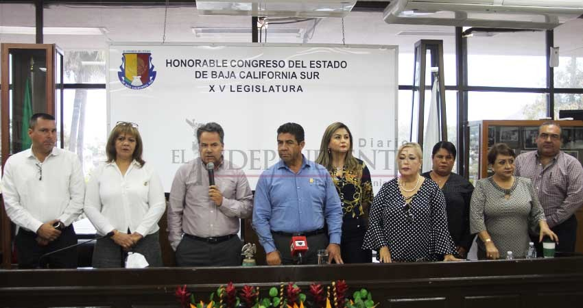 "Acusan a diputado del PRI de ""desfalco"" por 337 mil pesos en Congreso BCS"