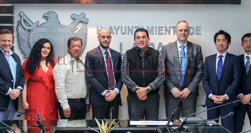 Analiza Ayuntamiento de La Paz propuesta para energía alternativa