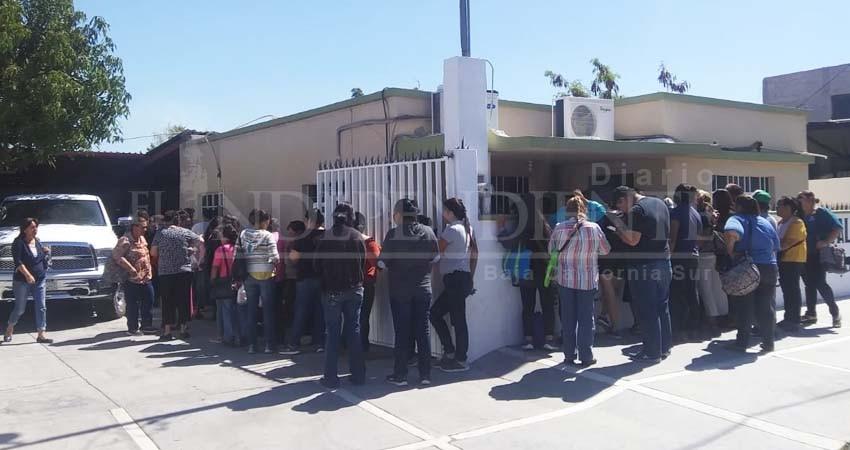 Aumentan filas en el Banco de Alimentos para registro de beneficiarios