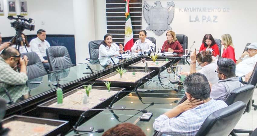 Iniciará el Ayuntamiento de La Paz programa de Vivienda Urbana