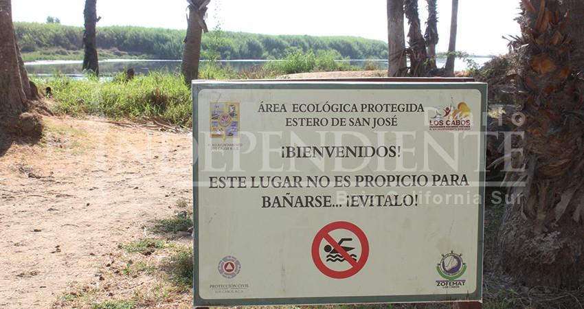 CIBNOR y Conagua entregaron estudios sobre el Estero de SJC al XIII Ayto. de Los Cabos