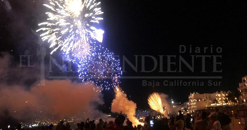 Bahía de CSL escenario de la celebración del 4 de julio