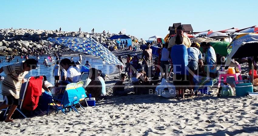 Por favor, si acude a las playas no ingrese a ellas alcoholizado: PC