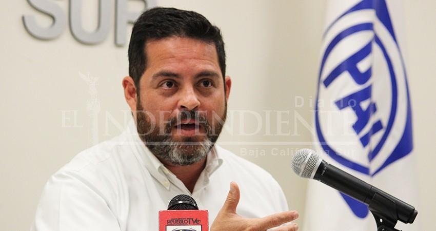 """Celebra PAN cambios del Congreso BCS: """"un grupo avasallaba e imponía"""""""