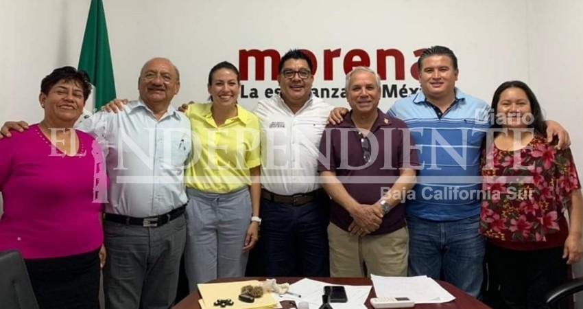 Expulsan de Morena BCS a los diputados Carlos Van Wormer y Héctor Ortega Pillado