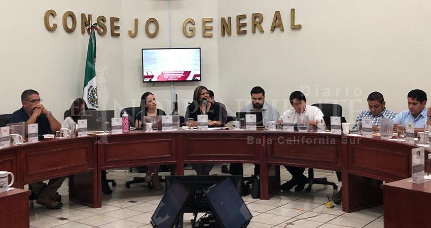 30 mdp entregarán a partidos políticos de BCS en 2020