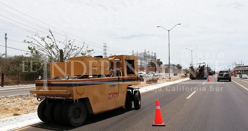 """SCT realiza mantenimiento en tramo El Tezal; Arquitectos insisten en anteproyecto """"Río Corona"""""""