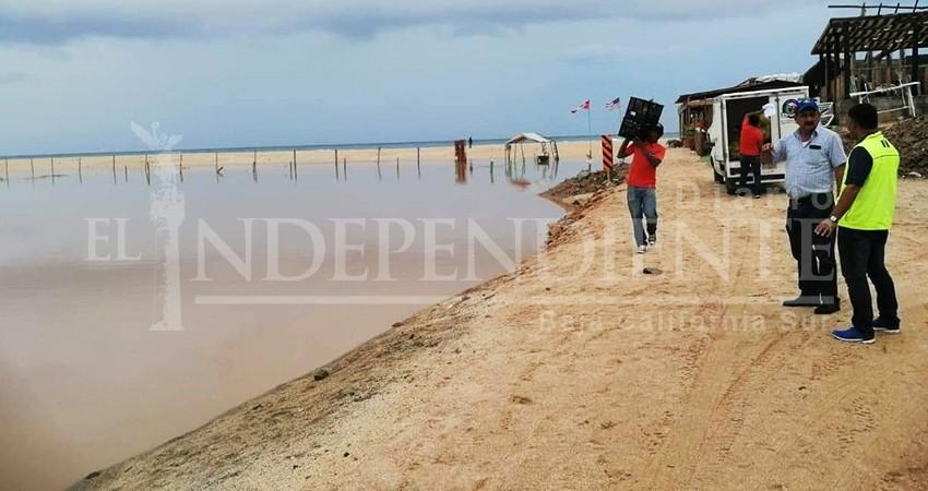 Suspender salidas a la playa y evitar comer en puestos ambulantes de Los Cabos, pide Coepris