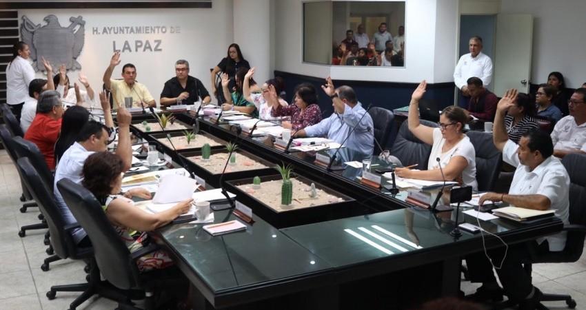 El 3 de octubre el alcalde de La Paz entregará su primer informe de labores
