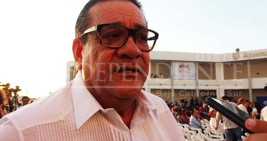 """A Rubén Muñoz le faltan """"recursos para atenuar la seguridad"""": Porras"""