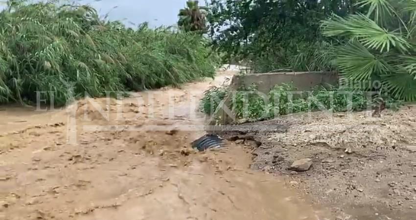 No resistiría el centro histórico de SJC más lluvias torrenciales