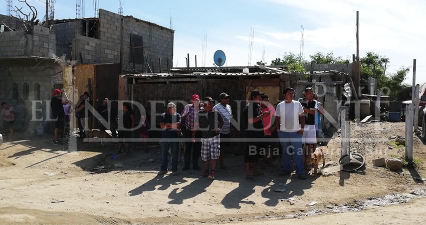 """Suspenden diligencias de desalojo en """"Invasión Cactus"""" de CSL"""