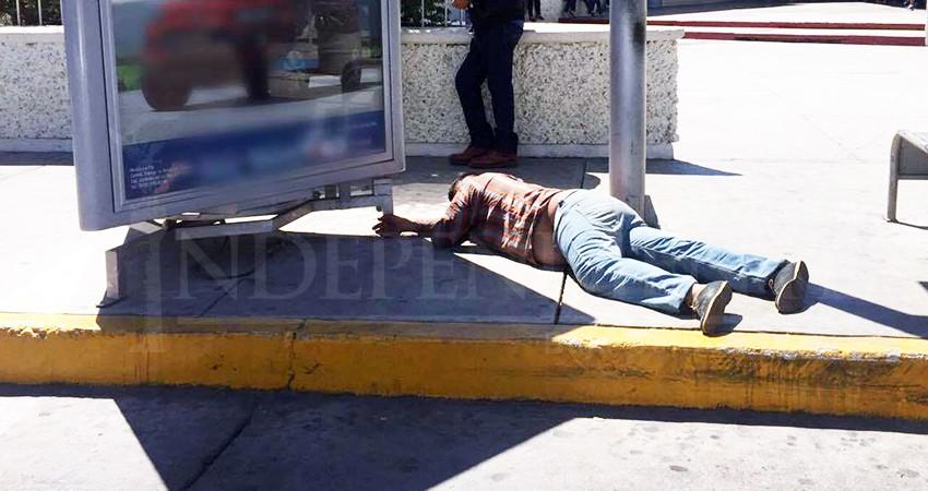 Ciudadanos olvidados, las personas sin hogar en BCS