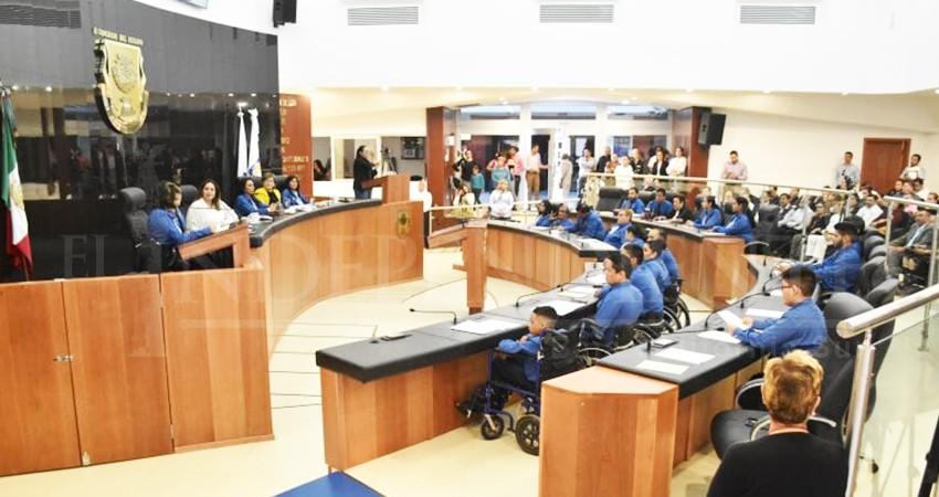 """Medallista paralímpico califica como """"excluyente"""" al parlamento de discapacidad"""