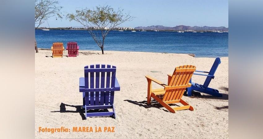 Presumen a nivel nacional el Glamping en La Paz, lujo de frente al 'Acuario del mundo'