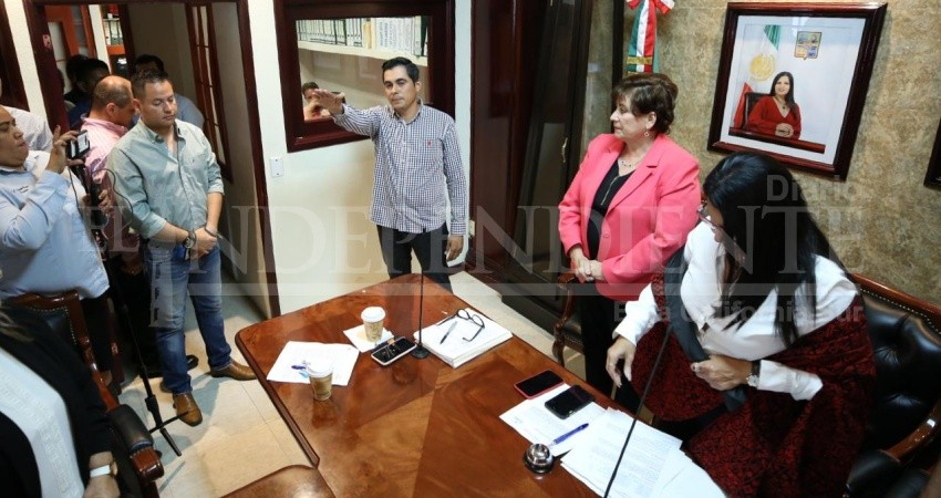 """""""Yo lo invite y no se deben cerrar puertas por el apellido"""": Armida Castro sobre el ingreso del ex gobernador a su gabinete"""