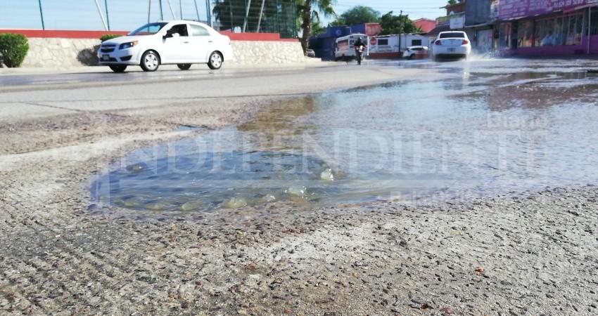 Reiteran vecinos de calle Tamaral urgencia de rehabilitar drenaje y terracerías