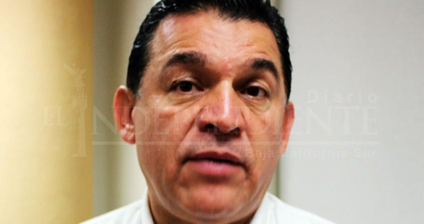 Asfalto donado por Pemex para La Paz se instalará hasta 2020: Alcalde