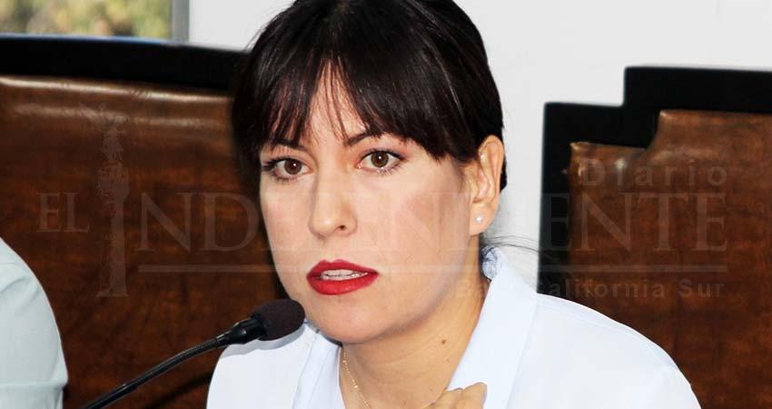 Los 11 MDP devueltos de nuestra paga se invertirán en obras públicas: Milena Quiroga