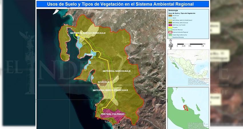 Energía con gas natural afectará aire y especies protegidas de La Paz
