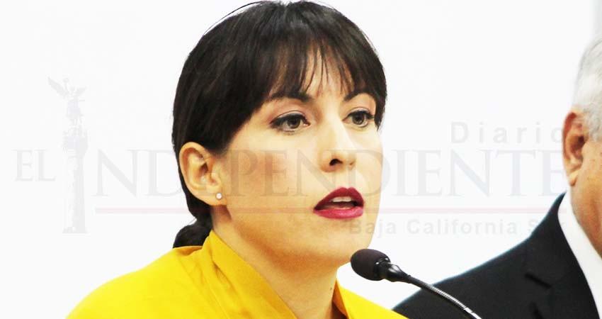 Fiscal Anticorrupción se designará en el 2020: Milena Quiroga