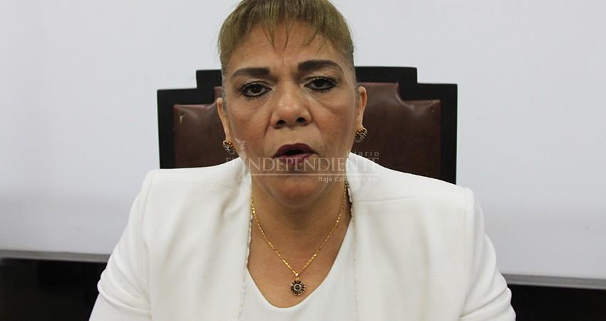 """El PVEM """"insensible y machista"""" ante acuerdos: Diputada"""
