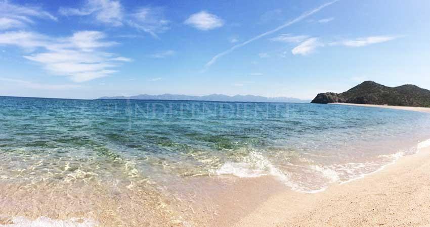 """Abren playa """"El Saltito"""" luego de meses de restricción"""
