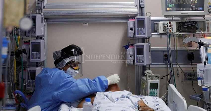 1,859 trabajadores de la salud en BCS se han contagiado de COVID-19
