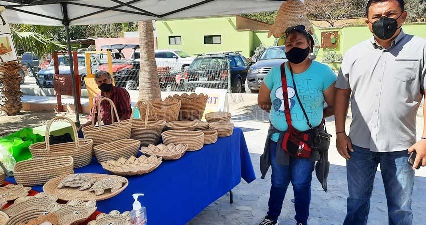 Buscará Desarrollo Económico aperturar mercados de productores en La Paz y la Delegación de San Antonio