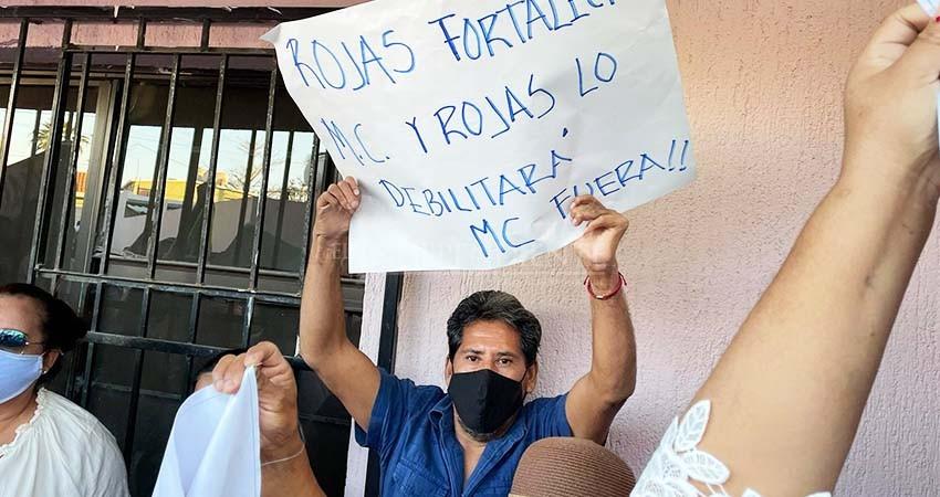 Frustrada la visita del representante nacional de MC a La Paz