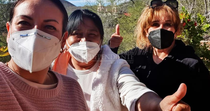 Implementará Milena Quiroga una política transversal de género para fortalecer a las mujeres de La Paz