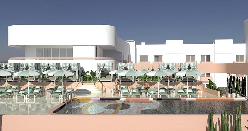 Presentan relanzamiento del Hotel Perla