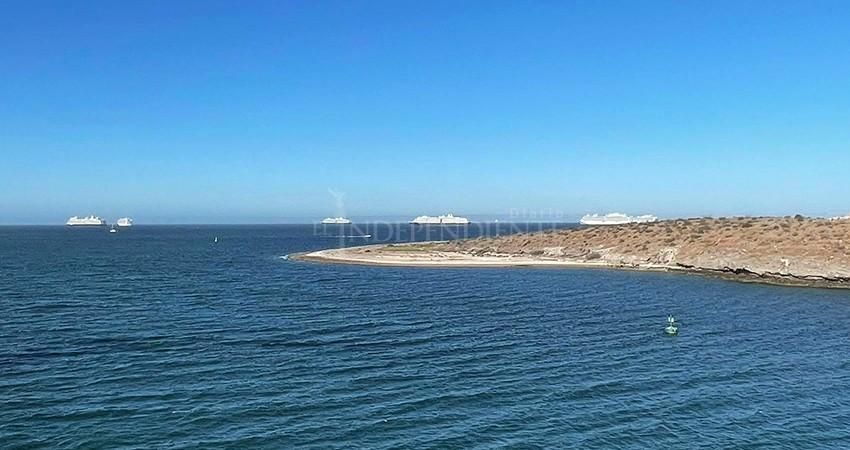API somete a concurso construcción de una terminal por 300 mdp para cruceros en La Paz