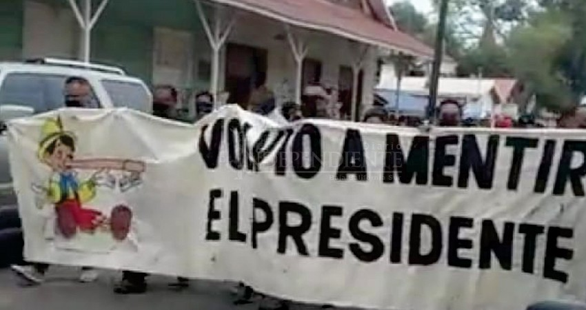 """""""El presidente mintió de nuevo"""": trabajadores municipales de Mulegé"""