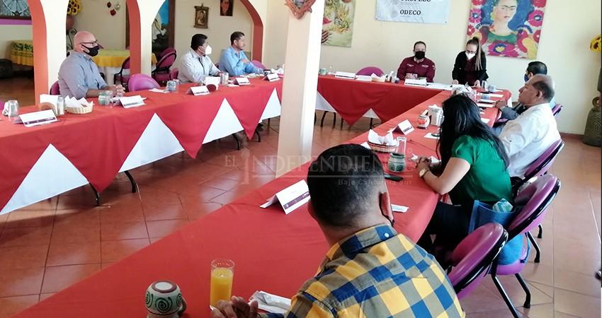Participa el Ayto de La Paz en el Consejo Consultivo del Consumo Estatal en BCS