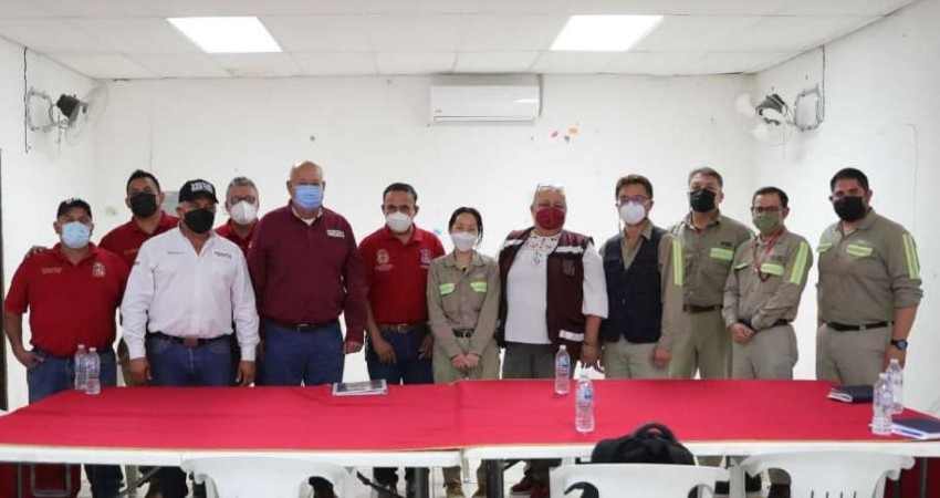 Vamos a defender los empleos de la Minera El Boleo: Víctor Castro