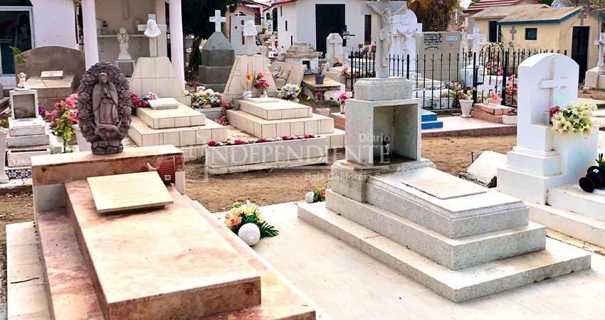 Por el día de las madres, panteones de Los Cabos permanecerán cerrados al público