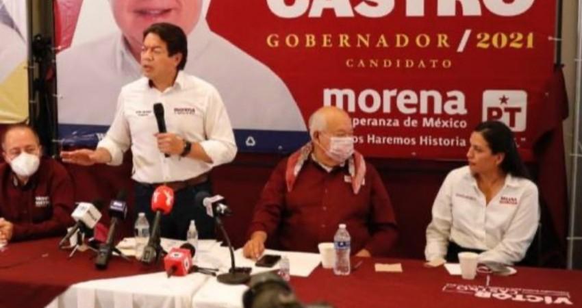 Milena Quiroga será presidenta municipal de La Paz: Mario Delgado