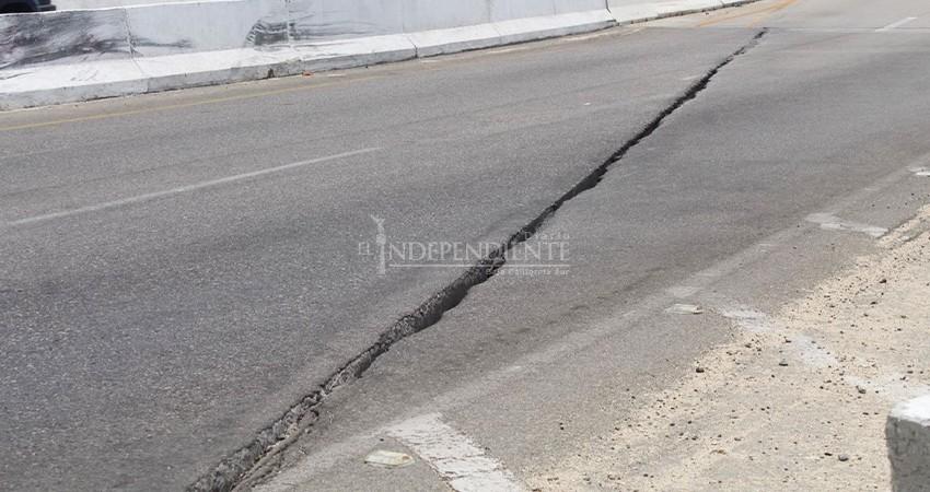 Puente en Leona Vicario no representa riesgo: Colegio de Ingenieros Civiles