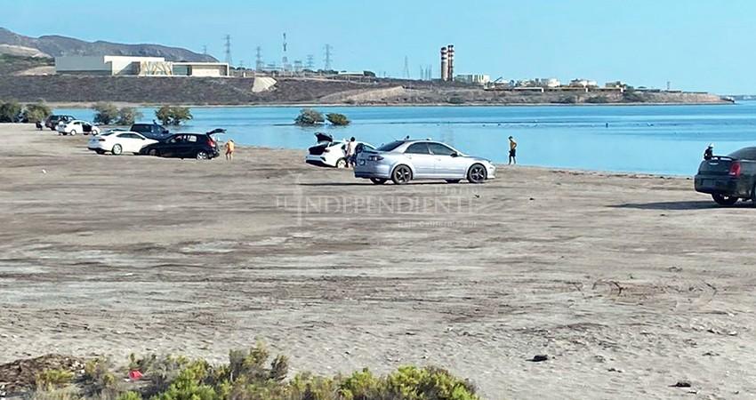 PC La Paz sanciona comercios por incumplir normas sanitarias; en playas no hubo sanciones por afluencia
