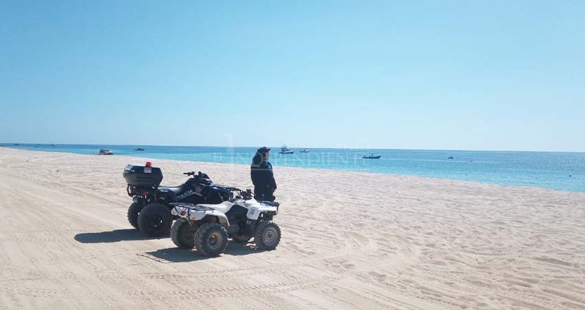 Policía municipal exhortará a ciudadanos a permanecer en sus viviendas y no acudir a playas