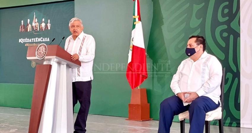 AMLO encabezará Mesa de Seguridad y Mañanera desde Los Cabos