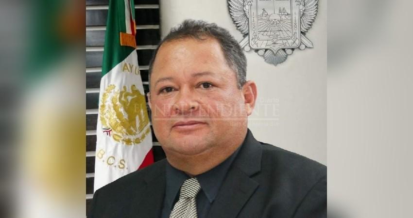 Nombran nuevo presidente Municipal de La Paz