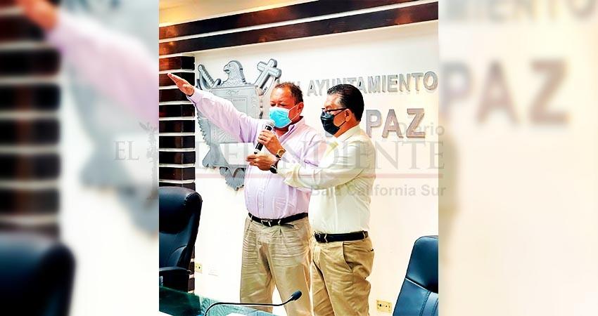 Líder del PRS presidente municipal de La Paz hasta el 27 de septiembre