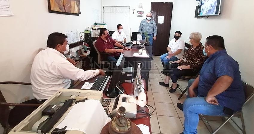 Continúa la Dirección de Desarrollo Económico visitas de supervisión en Mercados Municipales de La Paz