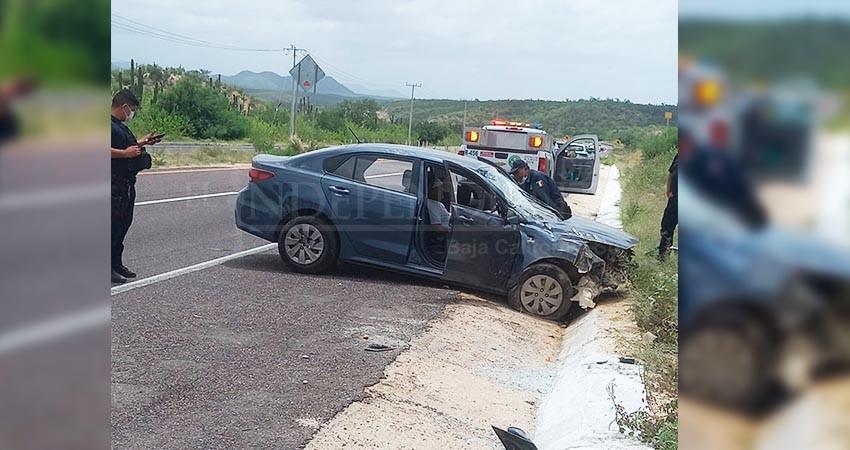 Seis lesionados y daños por 562.5 mdp: saldo de los accidentes del fin de semana