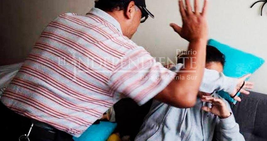 Violencia familiar aumenta durante el confinamiento